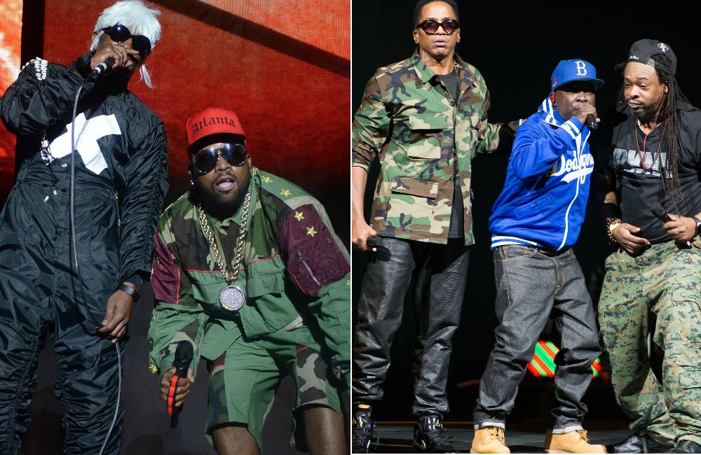 OutKast and A Tribe Called Quest almost made a ...
