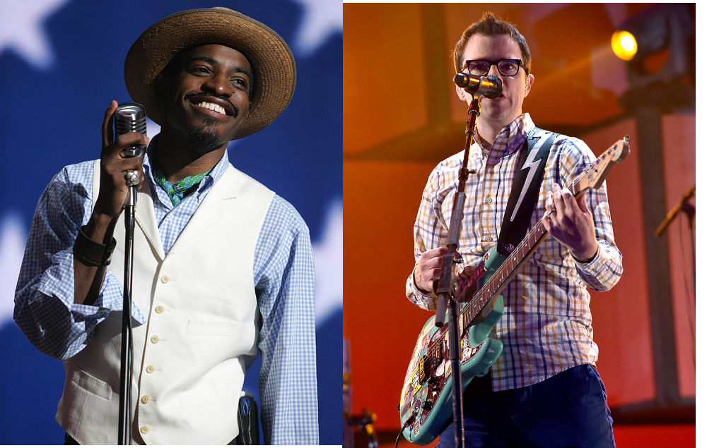 Watch Weezer cover Oukast's 'Hey Ya' - NME