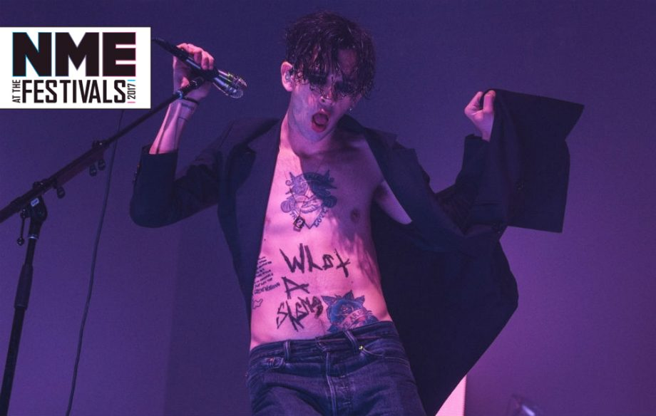 How The 1975 nailed their first major festival headline slot at Latitude 2017