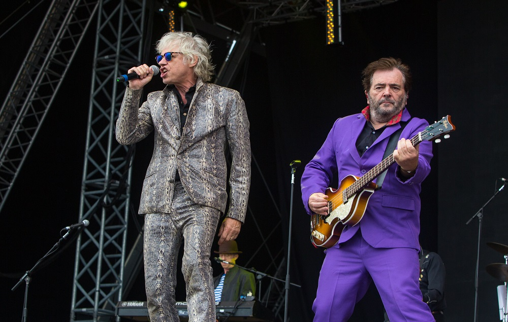 The Boomtown Rats To Release New Album After 30 Years Nme