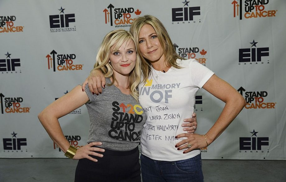 884048b4f76 Friends' sisters Jennifer Aniston and Reese Witherspoon to reunite ...