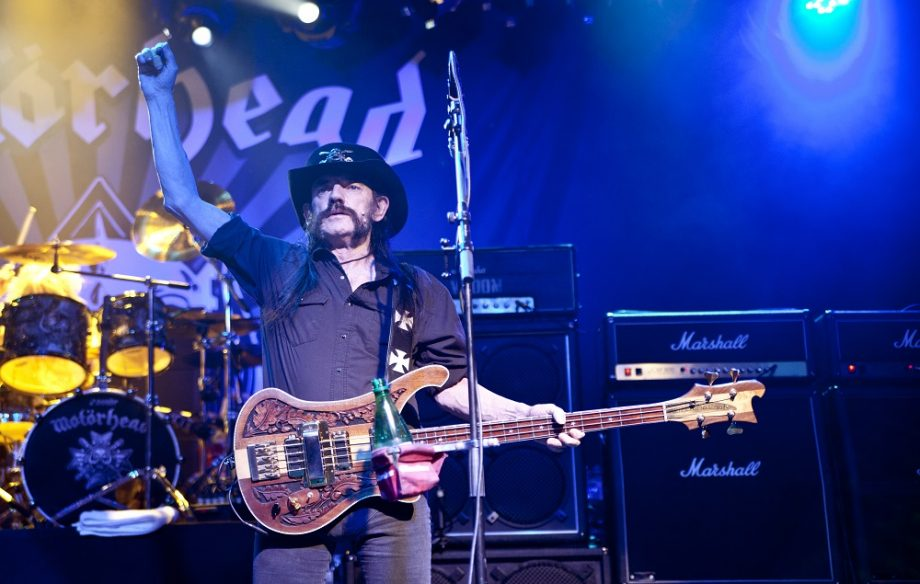 Watch Motörhead trailer for new album of unreleased covers - NME