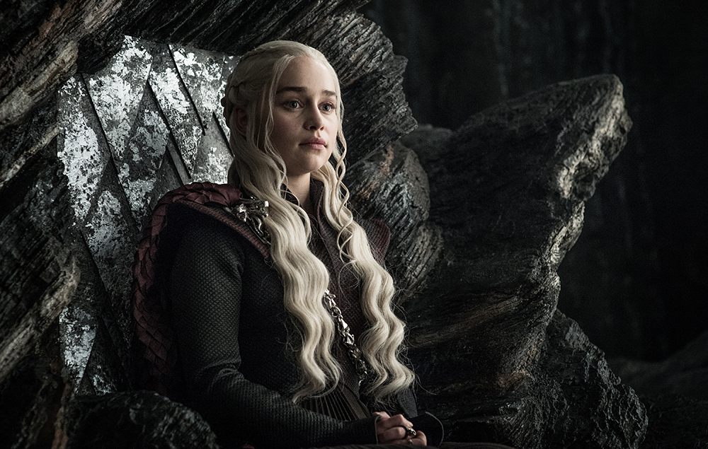 """'Game of Thrones' star Emilia Clarke says she was told to perform nude scenes or """"disappoint"""" fans"""