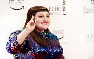 Beth Ditto at Echo Award Berlin 2017