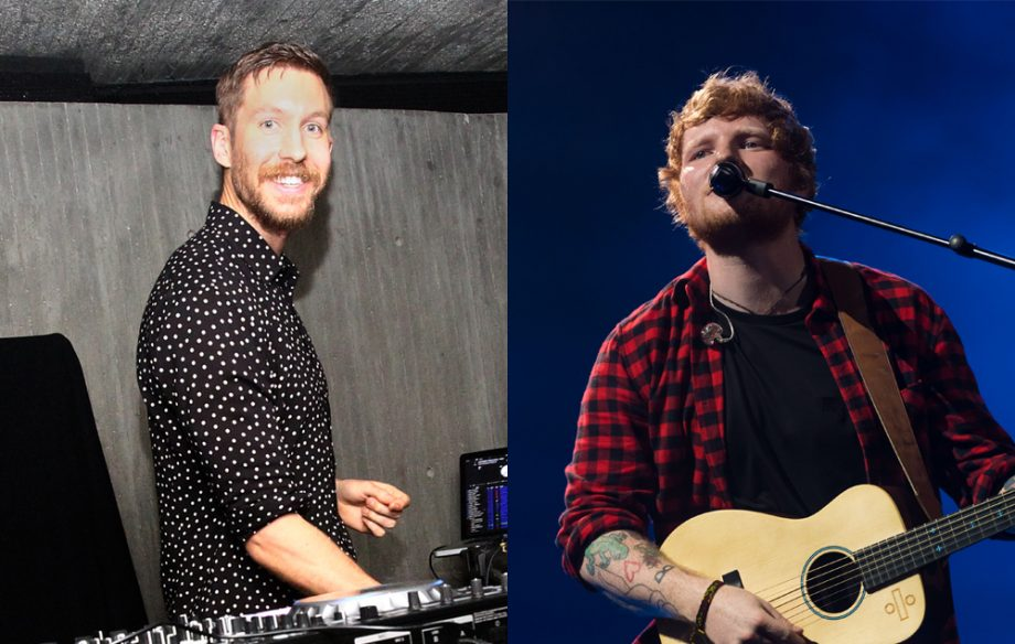 8e26653ce84 Ed Sheeran and Calvin Harris go head-to-head for Number 1 - NME