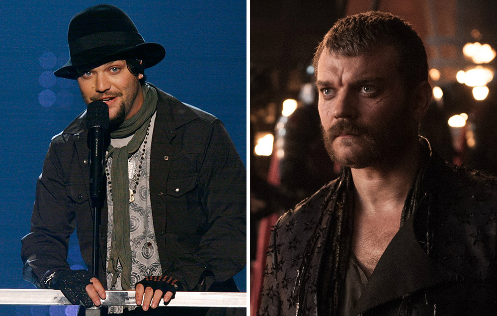 Game Of Thrones Is Euron Greyjoy Played By Bam Margera