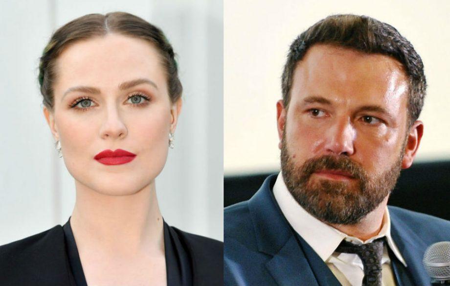 Evan Rachel Wood criticises Ben Affleck's 'gay kiss' comments