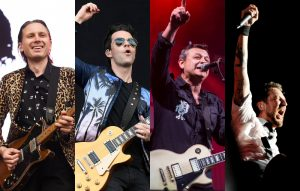 Franz Ferdinand, Stereophonics, Manic Street Preachers and Frank Turner will headline Kendal Calling 2017