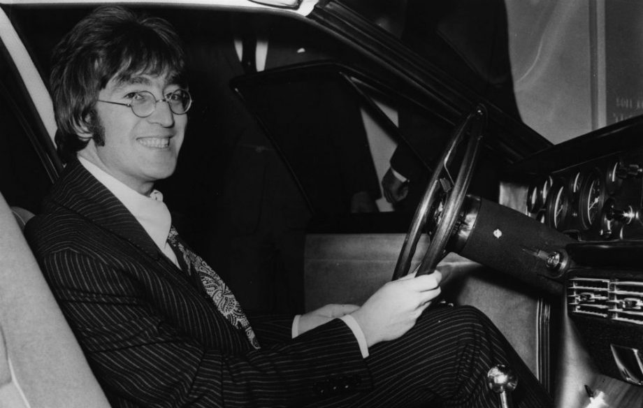 John Lennon S Psychedelic Rolls Royce To Go On Display In