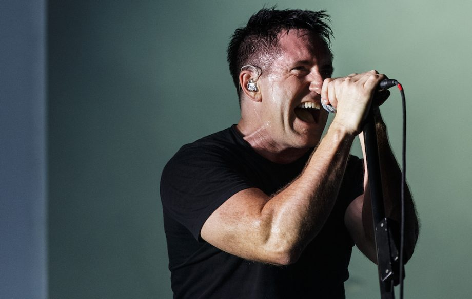 Nine Inch Nails Announce New Ep Add Violence And Share New Track