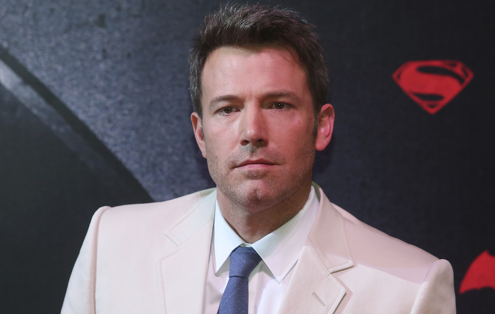 Ben Affleck Sexual Harrassment