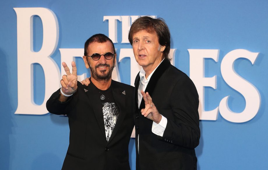 Ringo Starr and Paul McCartney reunite to cover John Lennon song on Ringo's upcoming new album, 'What's My Name'
