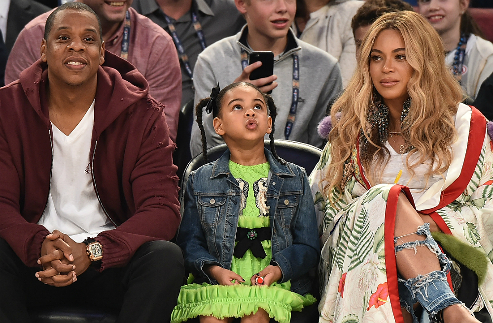 Fans react to Blue Ivy's freestyle rap on Jay-Z's '4:44' - NME