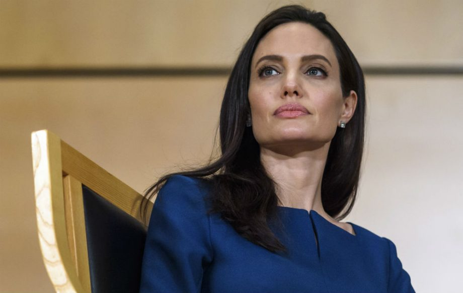 Angelina Jolie Accused Of Exploiting Cambodian Children For