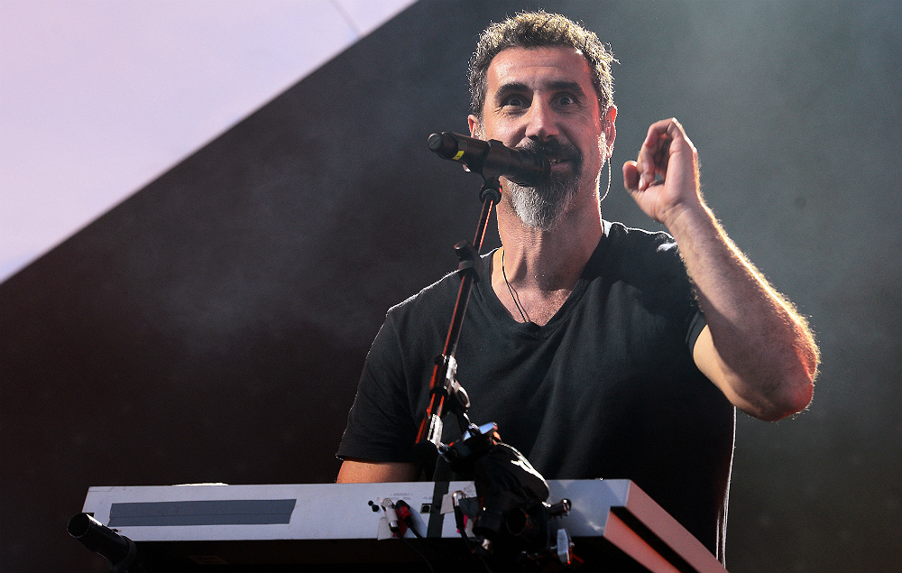 System Of A Down Give Update On Long Awaited New Album Nme