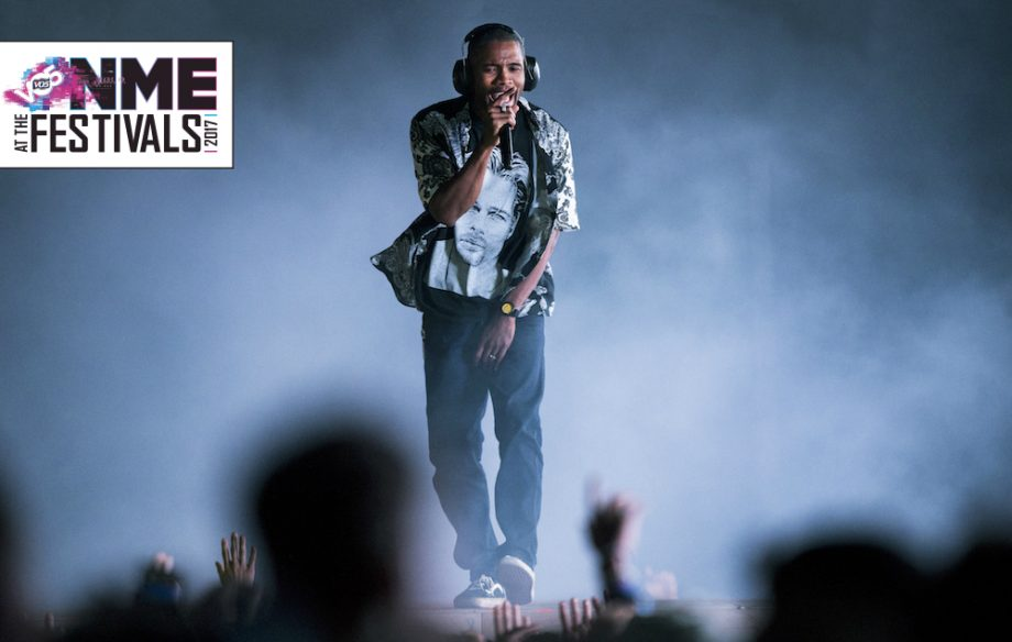 Frank Ocean's Lovebox performance filmed by Spike Jonze