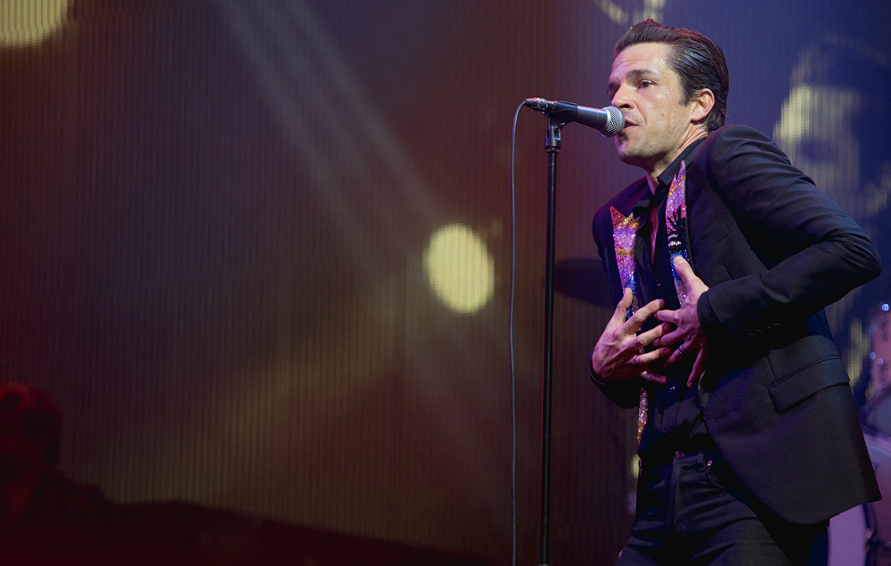 The Killers Add Extra Shows To Huge 2017 Uk Tour Nme
