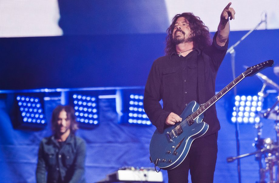 Foo Fighters reveal surprise 'insane' collaboration on new album 'Concrete And Gold'