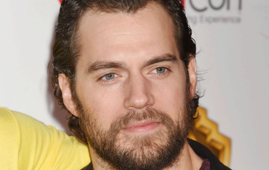 Henry Cavill S Beard Has Been Digitally Removed In