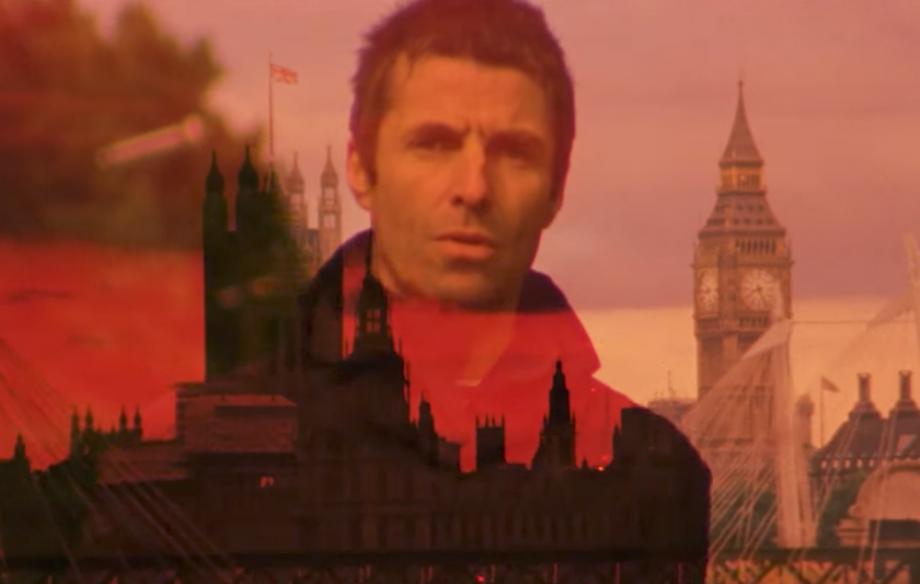 Watch Liam Gallagher's wistful new 'Chinatown' video