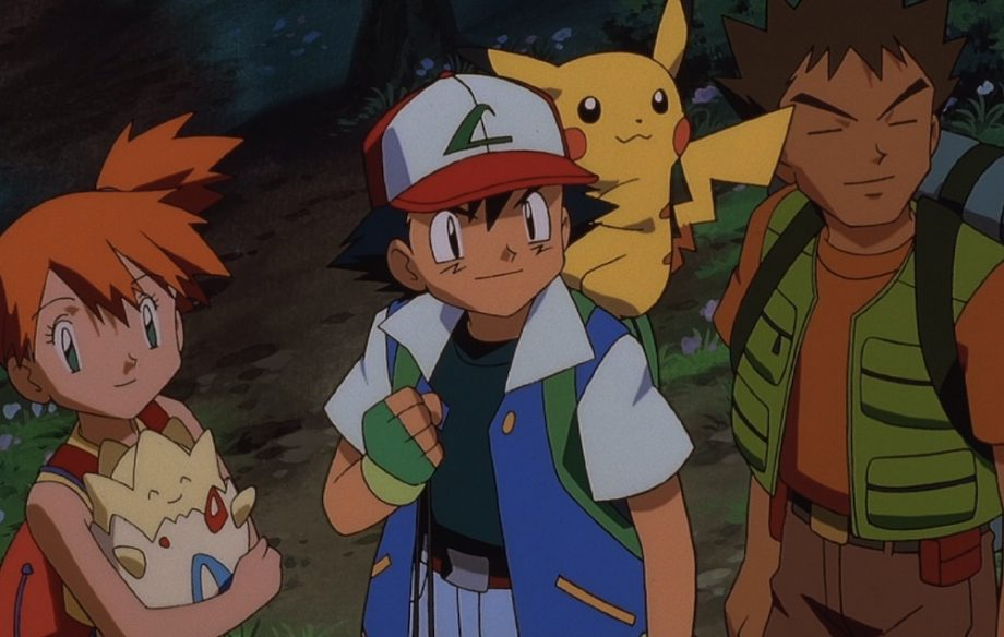 People are upset that Brock and Misty are being written out of Pokemon