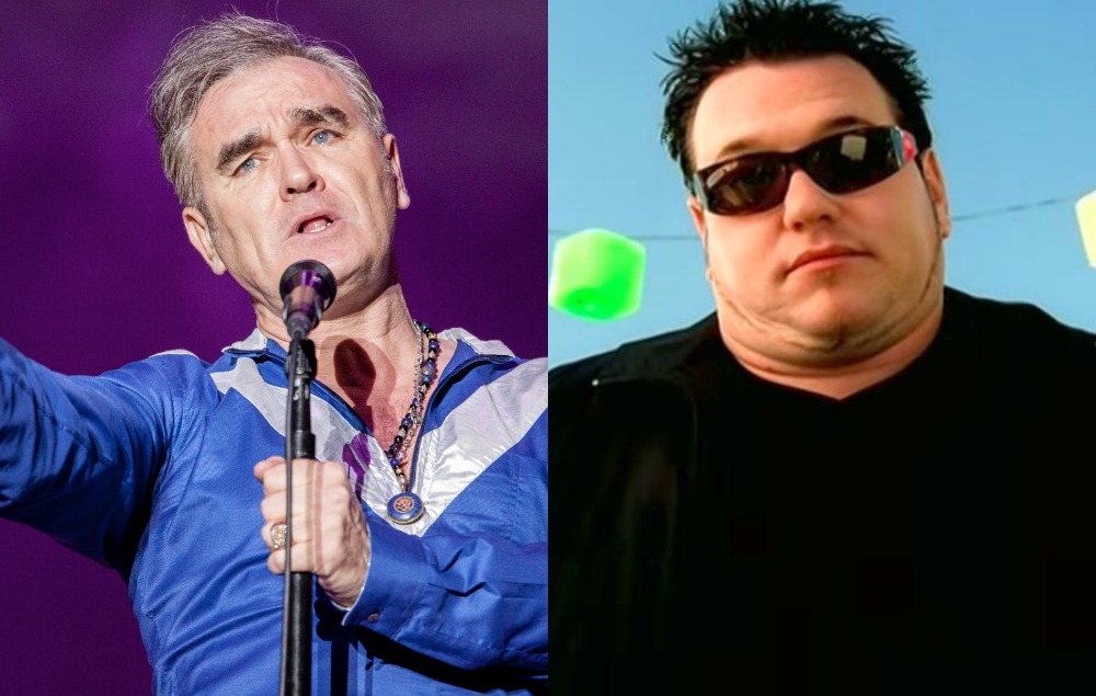 Morrissey Is A Fan Of Smash Mouth Apparently Nme