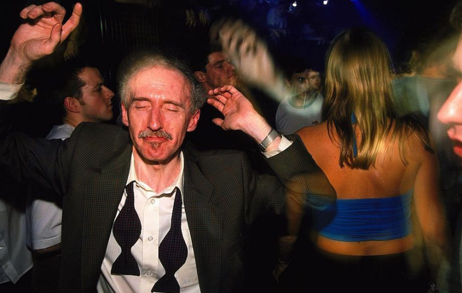 The age when you're 'too old' to go clubbing has been revealed