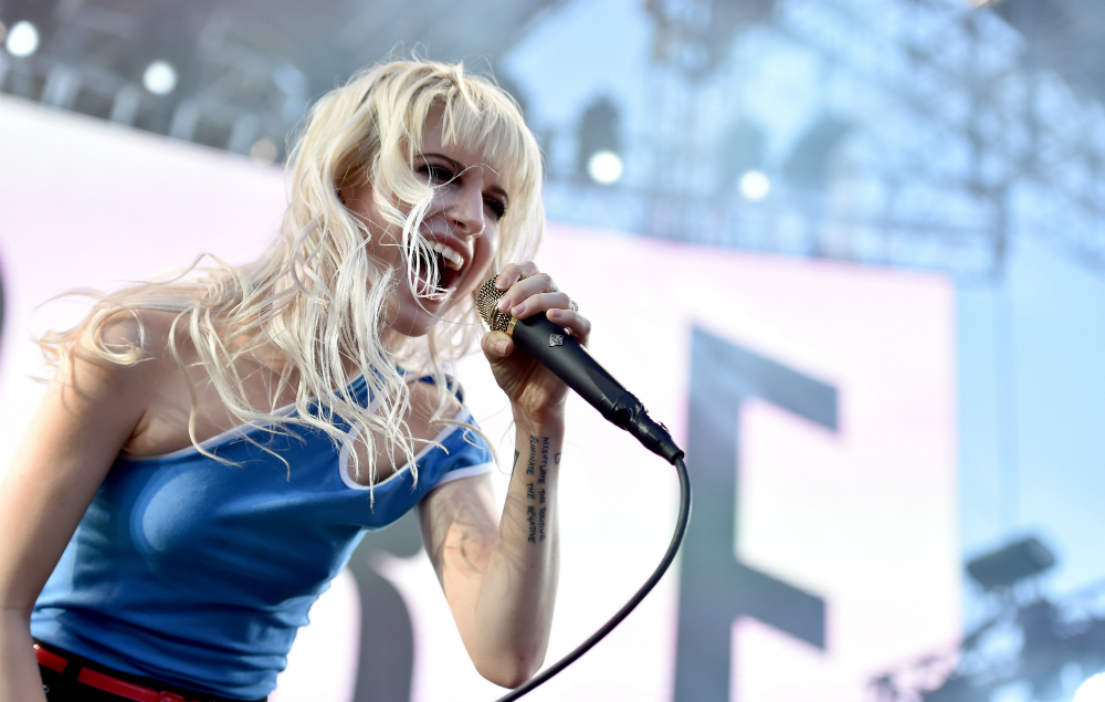 Paramore S Hayley Williams Responds To Criticism Of Anti