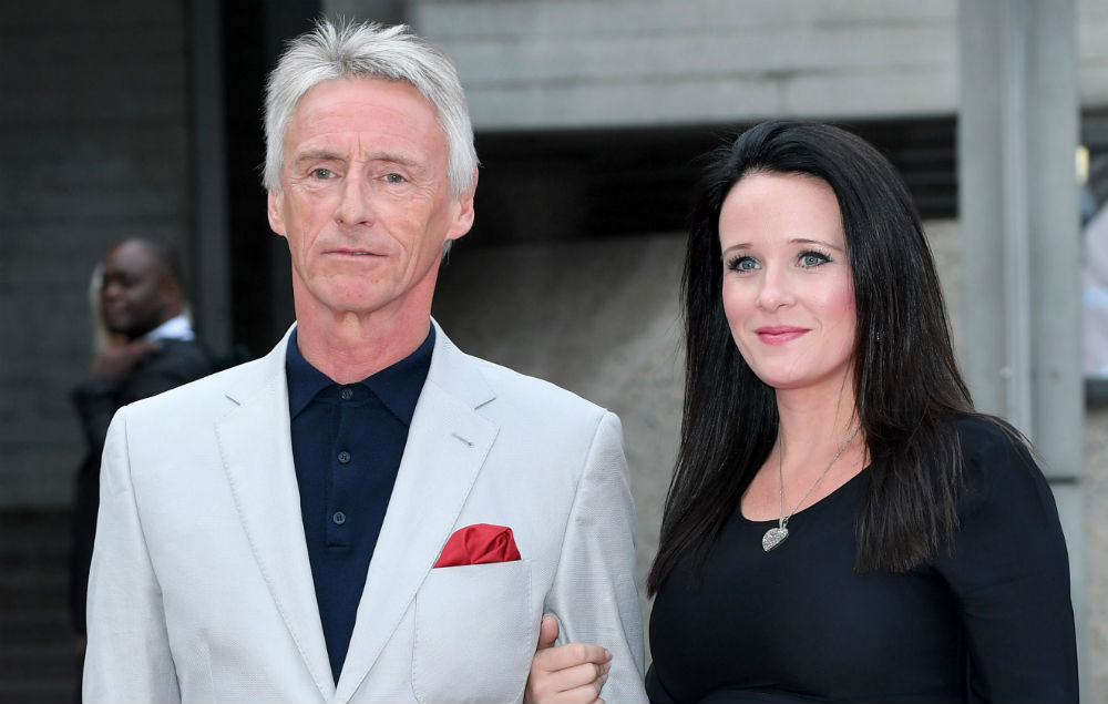 Paul Weller Becomes A Father For Eighth Time As He
