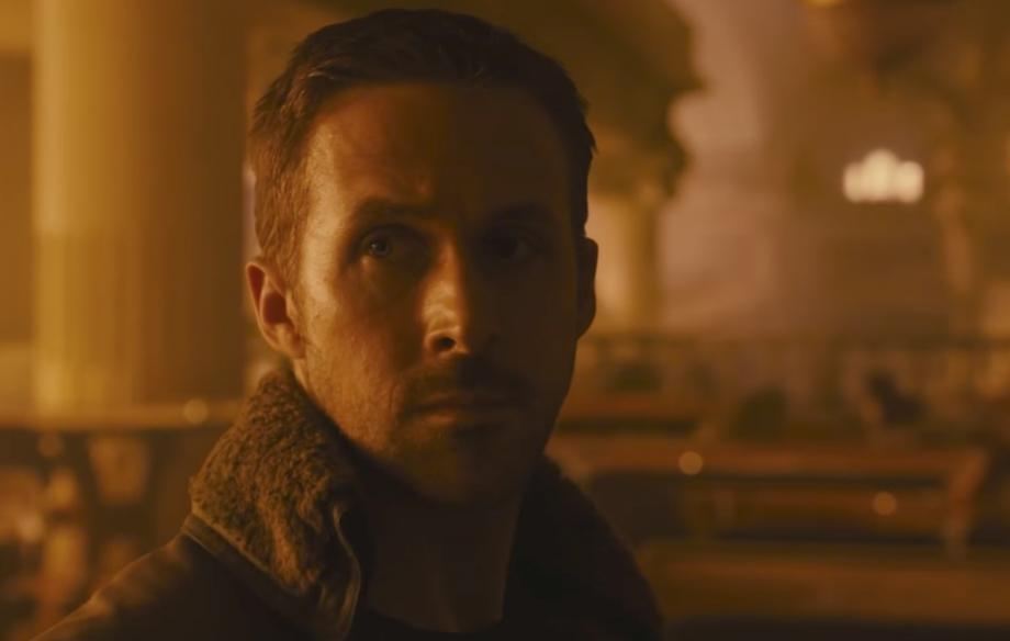 new trailer Blade Runner 2049