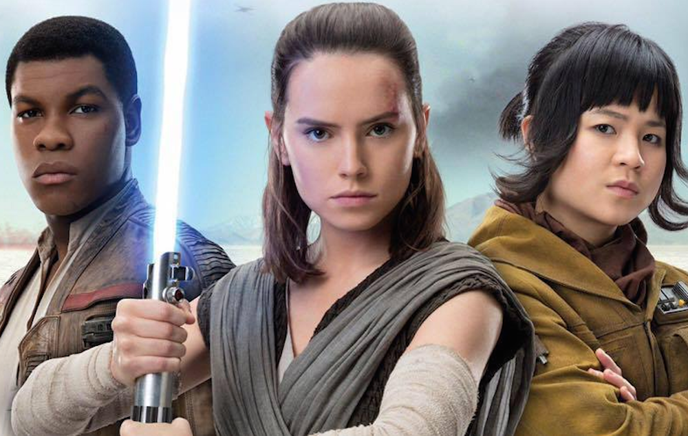 Topp Star Wars Episode 8 – The Last Jedi: trailer, release date, posters RX-56