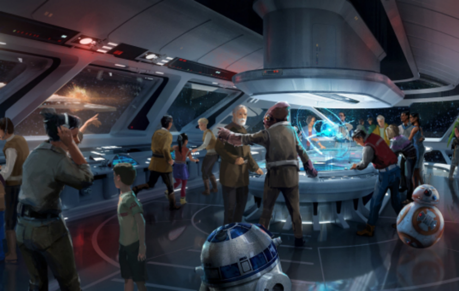 Disney reveals ambitious plans for 'Star Wars' hotel