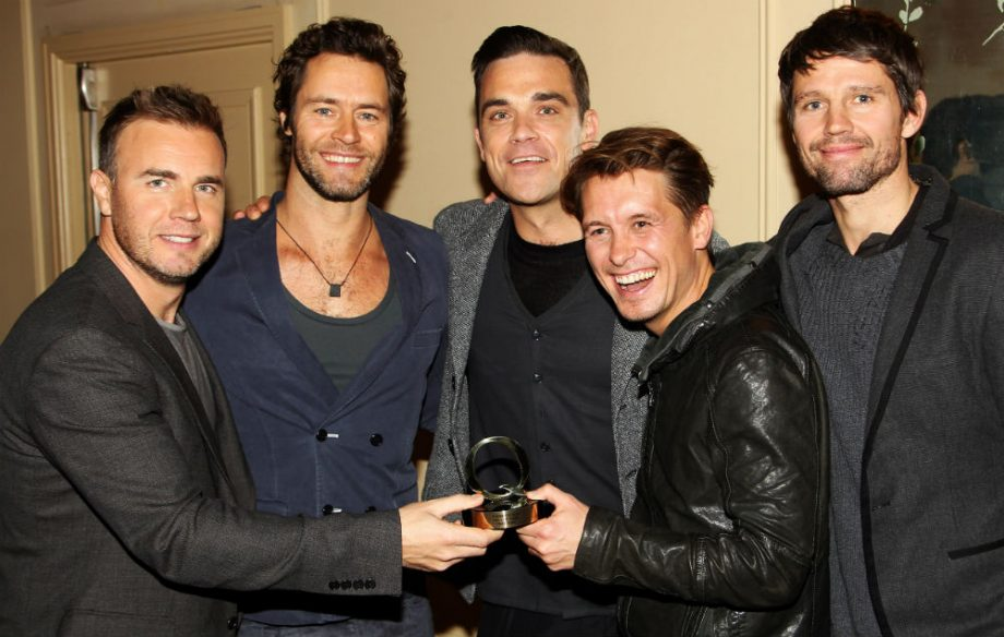 Robbie Williams Reveals Whether Full Take That Reunion