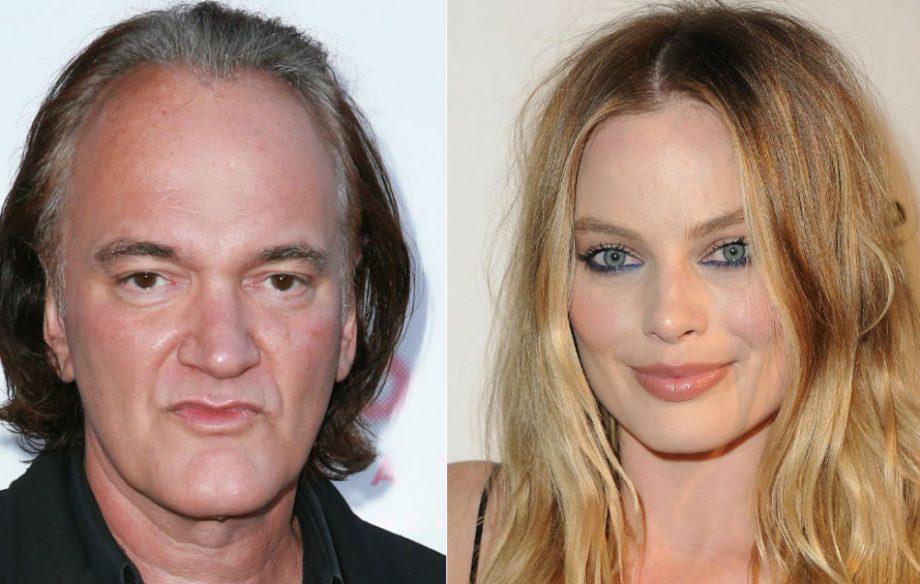 Tarantino Eyes Margot Robbie For Lead Role In Manson