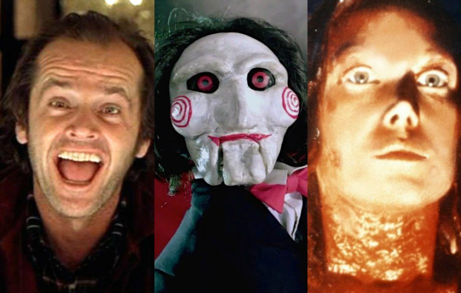 The 25 scariest horror films of all time