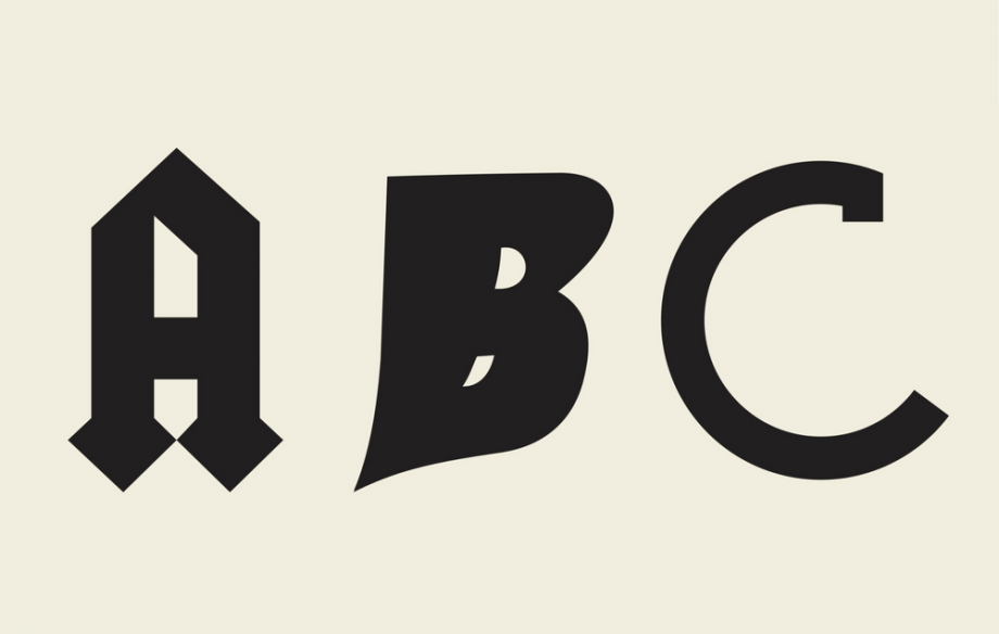 Quiz: can you tell the classic rock band from their font?