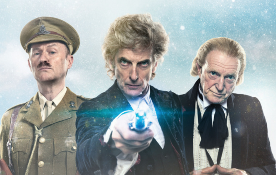 Watch first trailer for 'Doctor Who' Christmas special 2017