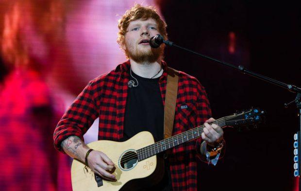 Ed Sheeran Nme