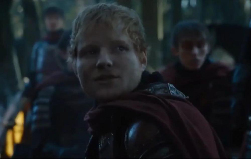 Ed Sheeran Bei Game Of Thrones