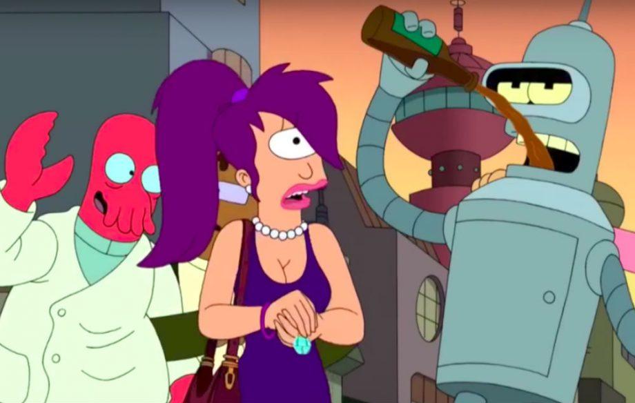 скачать Futurama торрент - фото 11