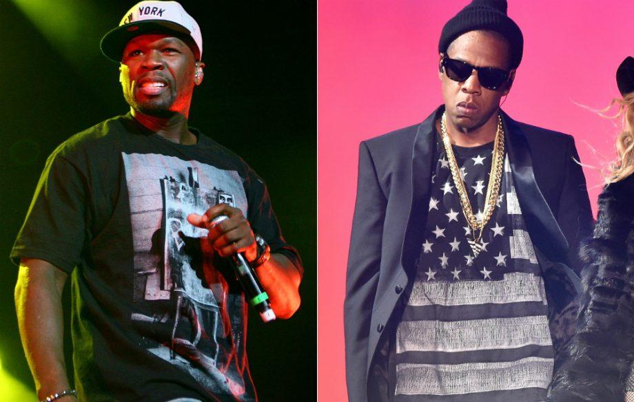 50 Cent slams Jay Z's new album '4:44' as 'golf course music