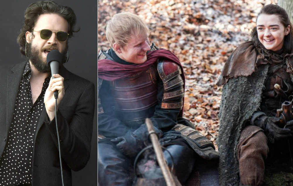 Father John Misty Is Trolling Game Of Thrones Fans Over
