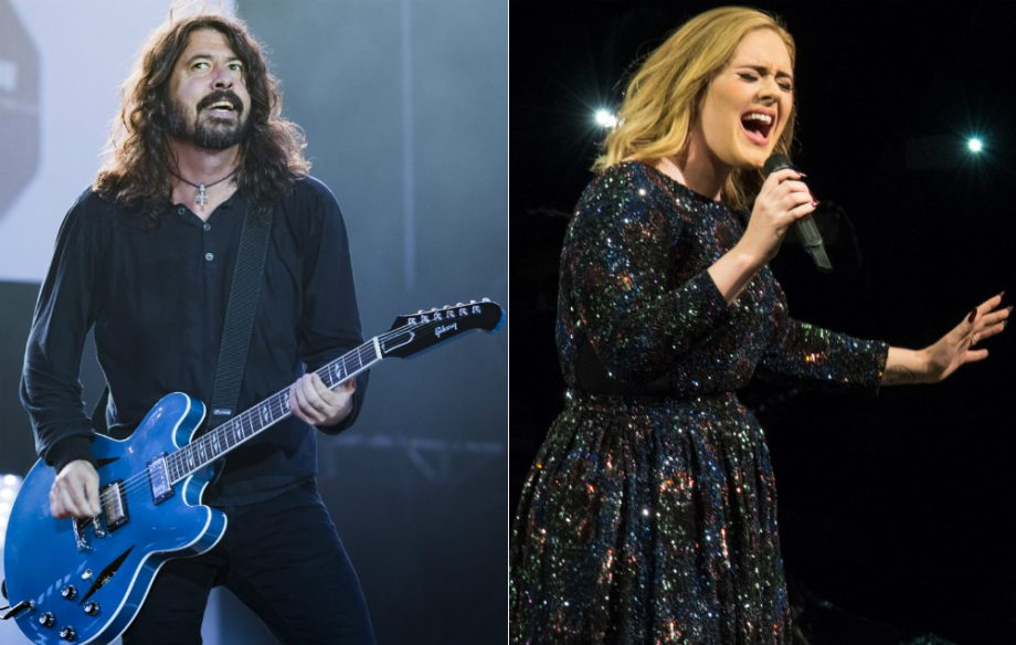 Foo Fighters explain why they chose Adele's producer for their new album