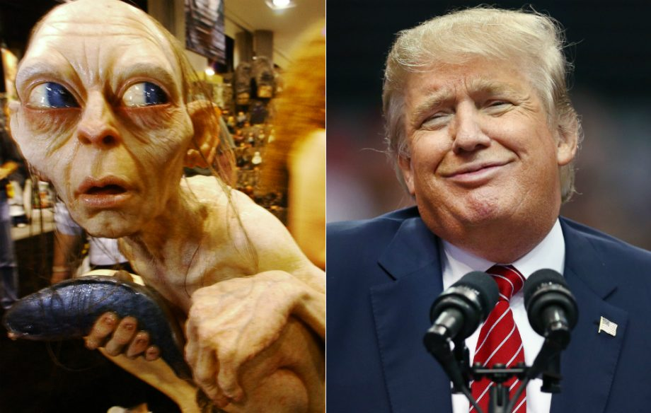 Smeagol Lord Of The Rings Actor