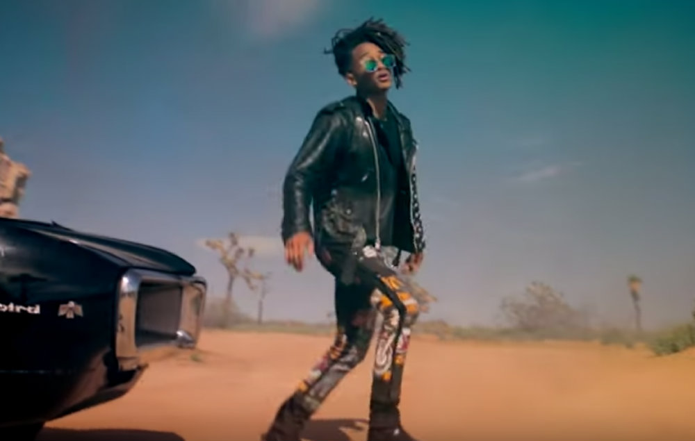 Jaden Smith Unveils Video For New Track Watch Me