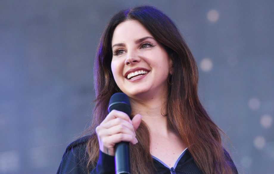 Lana Del Rey earns third number one album with 'Lust For Life'