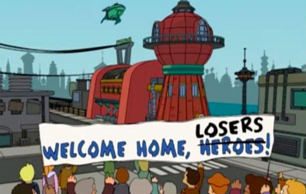 Futurama Christmas Episodes.The 10 Best Episodes Of Futurama