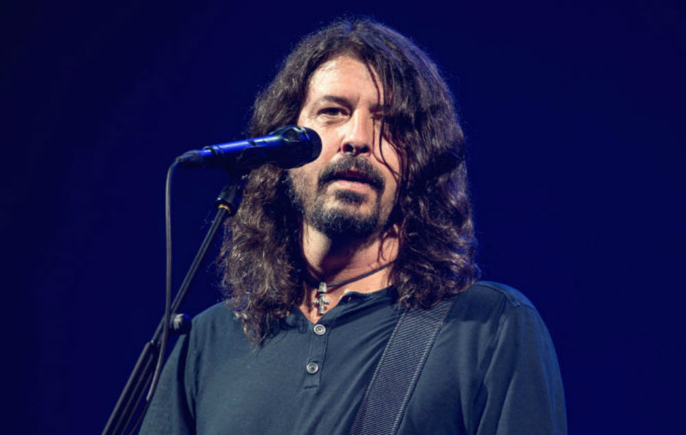 Dave Grohl Releases Old Foo Fighters Demos Hear Watered