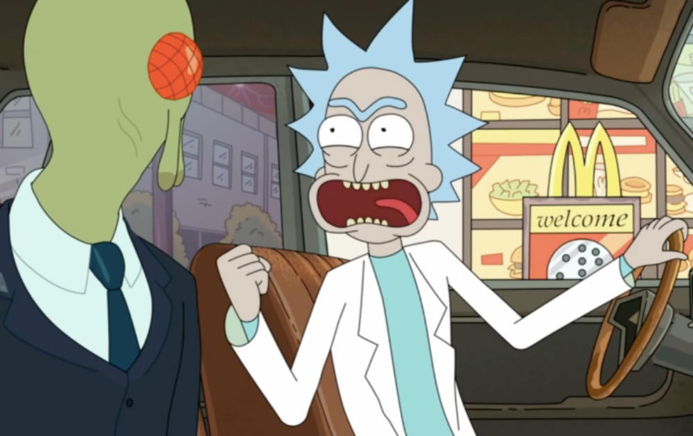 """Counting Stars""""- Rick and Morty - YouTube"""