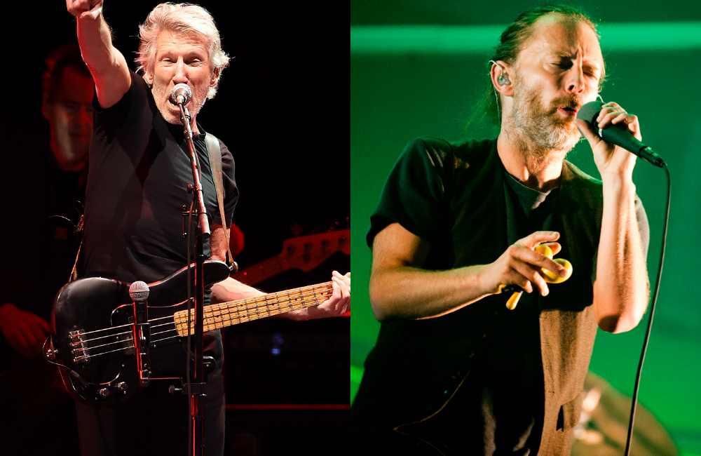 Roger Waters Criticises Thom Yorke Over Radiohead Israel